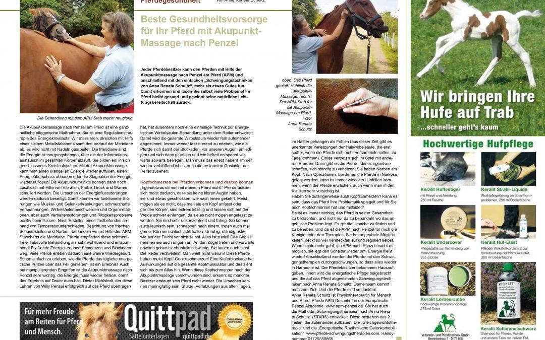 Horsewoman Herbst 2018